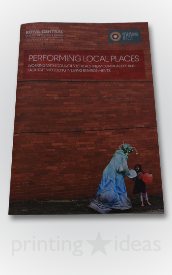 Performing Local Places Booklet for Royal Central