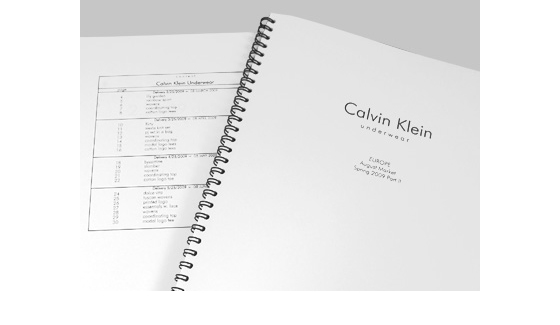 Here's an example of some same-day digital copying we did for Calvin Klein Underwear
