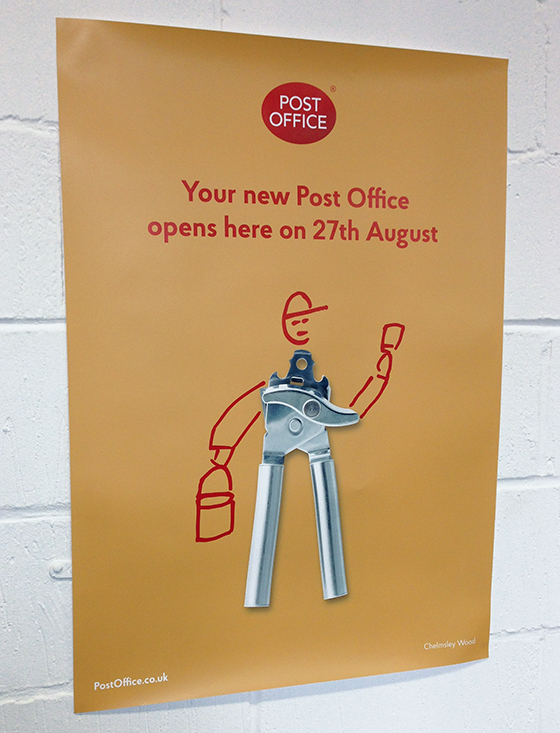 New Post Office opening