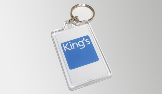 King's College Keyrings
