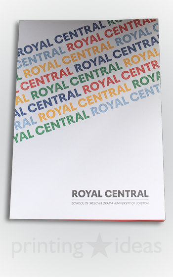Wallet for Royal Central School of Speech and Drama